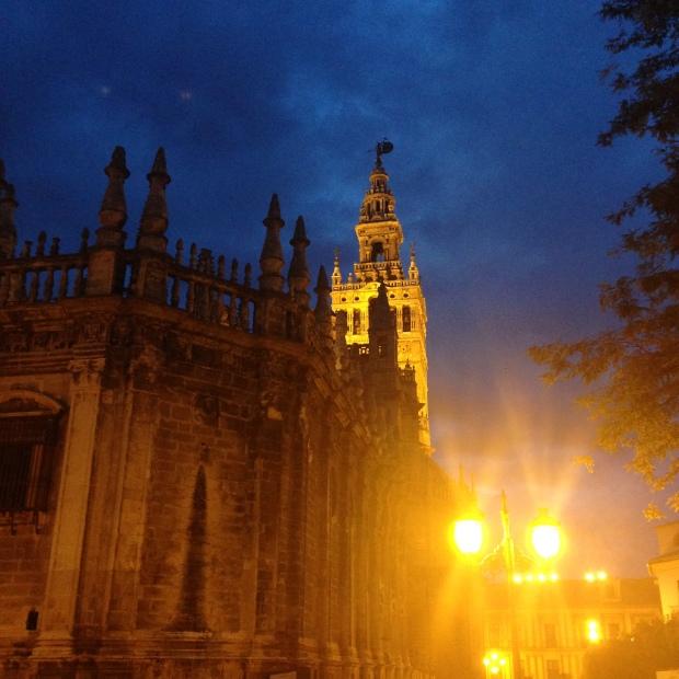 giralda, seville, minaret